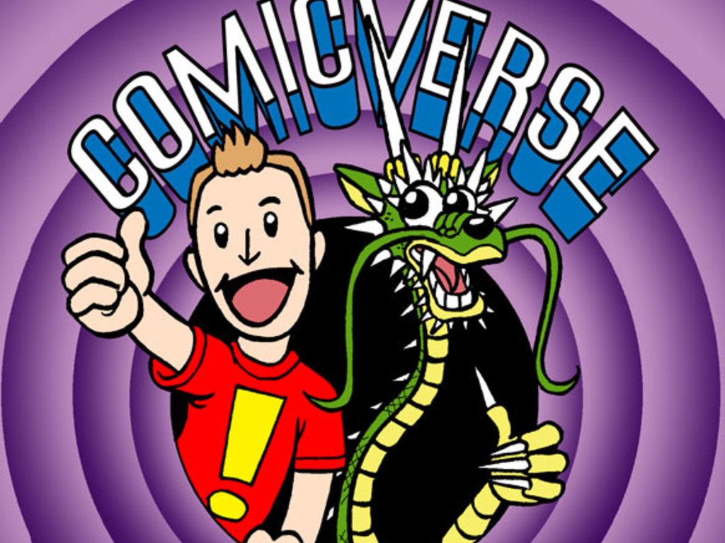 The Comicverse by Bianca Alu-Marr and Steve Peters's video poster