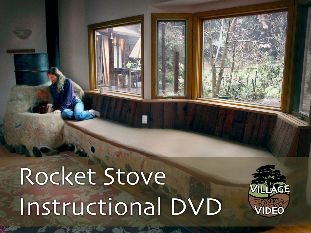 Rocket Stove Instructional DVD's video poster