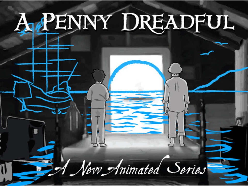 A Penny Dreadful: a new animated series's video poster