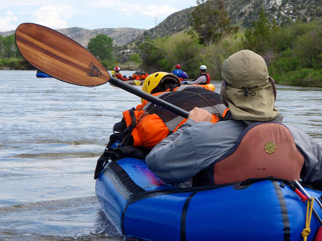 Packrafting Documentary + Learn to Packraft! Video Series's video poster
