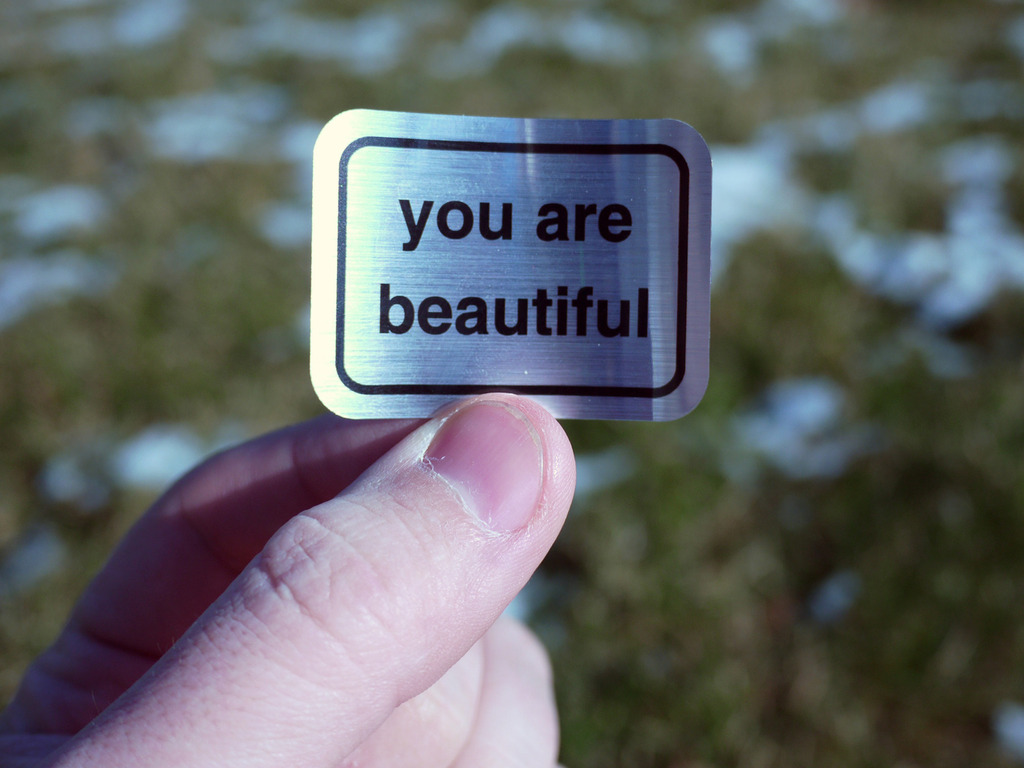 You Are Beautiful Book's video poster