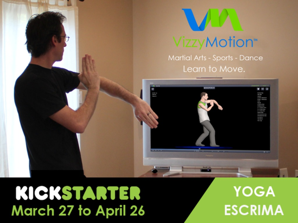 VizzyMotion - Learn To Move's video poster