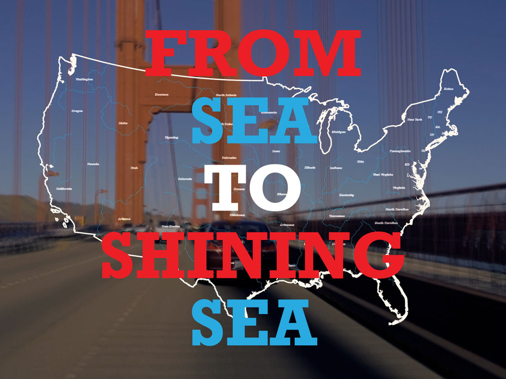 From Sea To Shining Sea's video poster