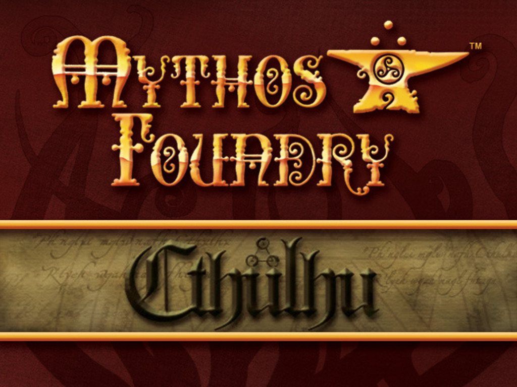 Cthulhu, Mythos Foundry Style!'s video poster