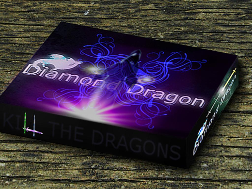 Diamond Dragon's video poster