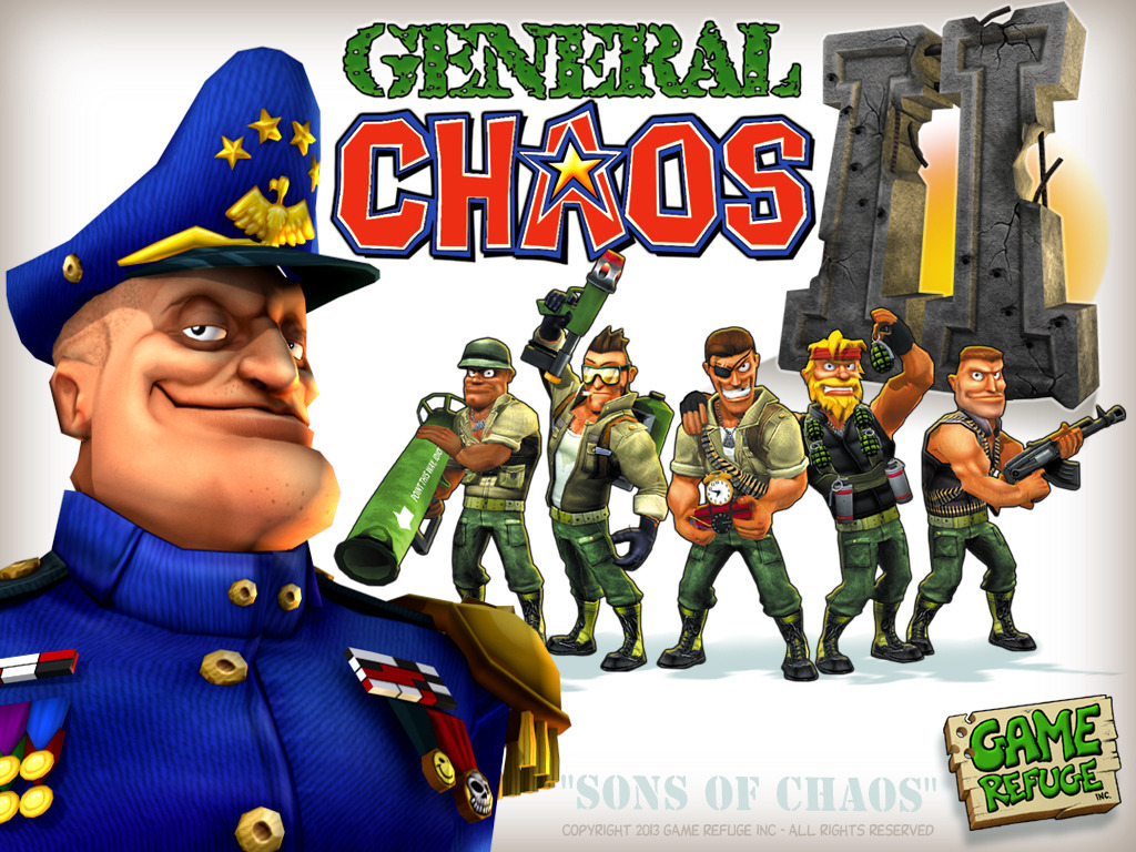 GENERAL CHAOS II: Sons Of Chaos's video poster