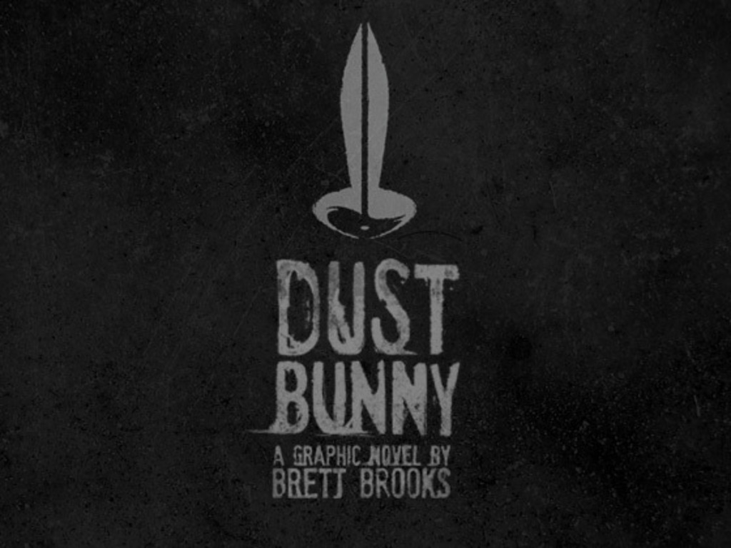 Dust Bunny: A Graphic Novel by Brett Brooks's video poster
