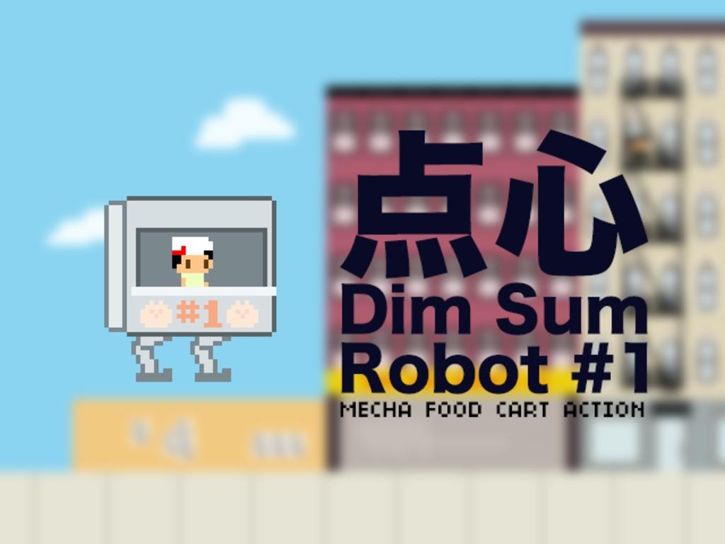 Dim Sum Robot #1 - mecha food cart action!'s video poster