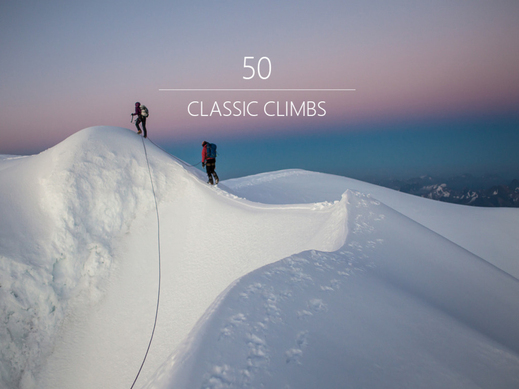 Smileys Project: Climbing North America's 50 Classic Climbs's video poster