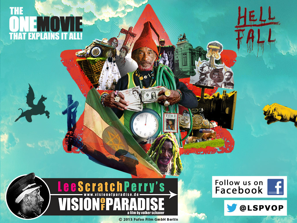 Lee Scratch Perry's Vision Of Paradise's video poster