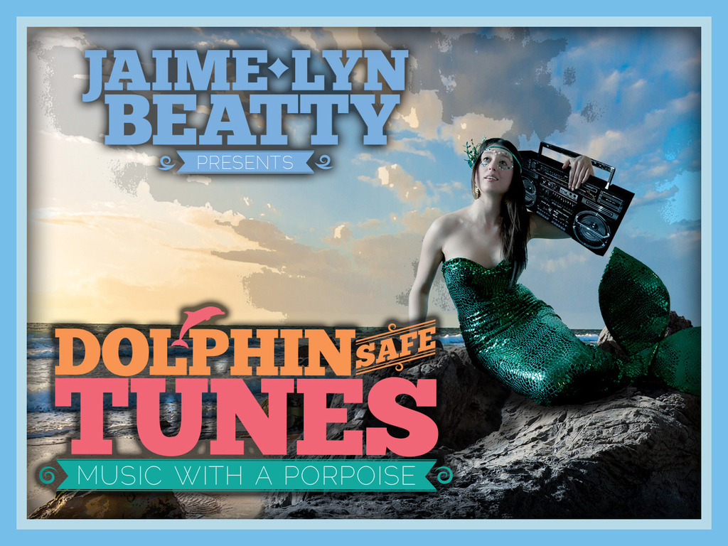 Dolphin Safe Tunes: The Debut EP by Jaime Lyn Beatty's video poster