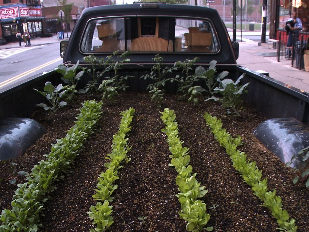 Truck Farm Phoenix- A Mobile Urban Agriculture Project's video poster