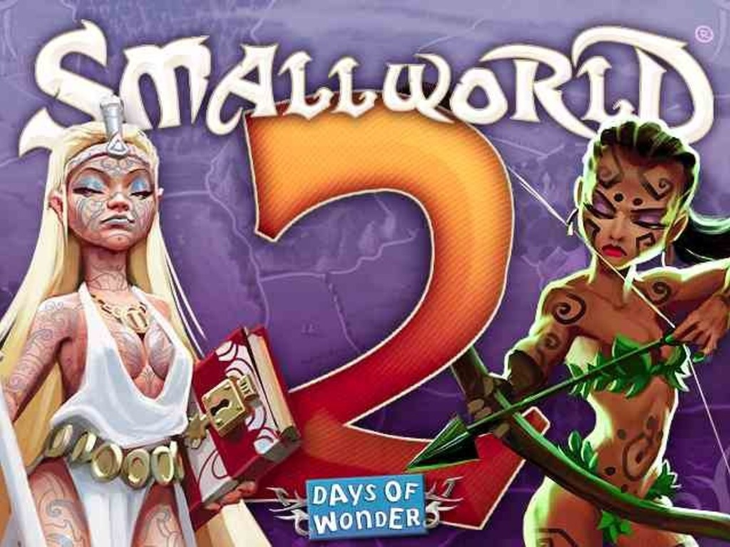 Small World 2: The Return!'s video poster