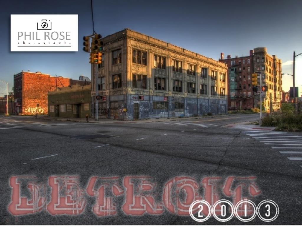 Detroit 2013's video poster