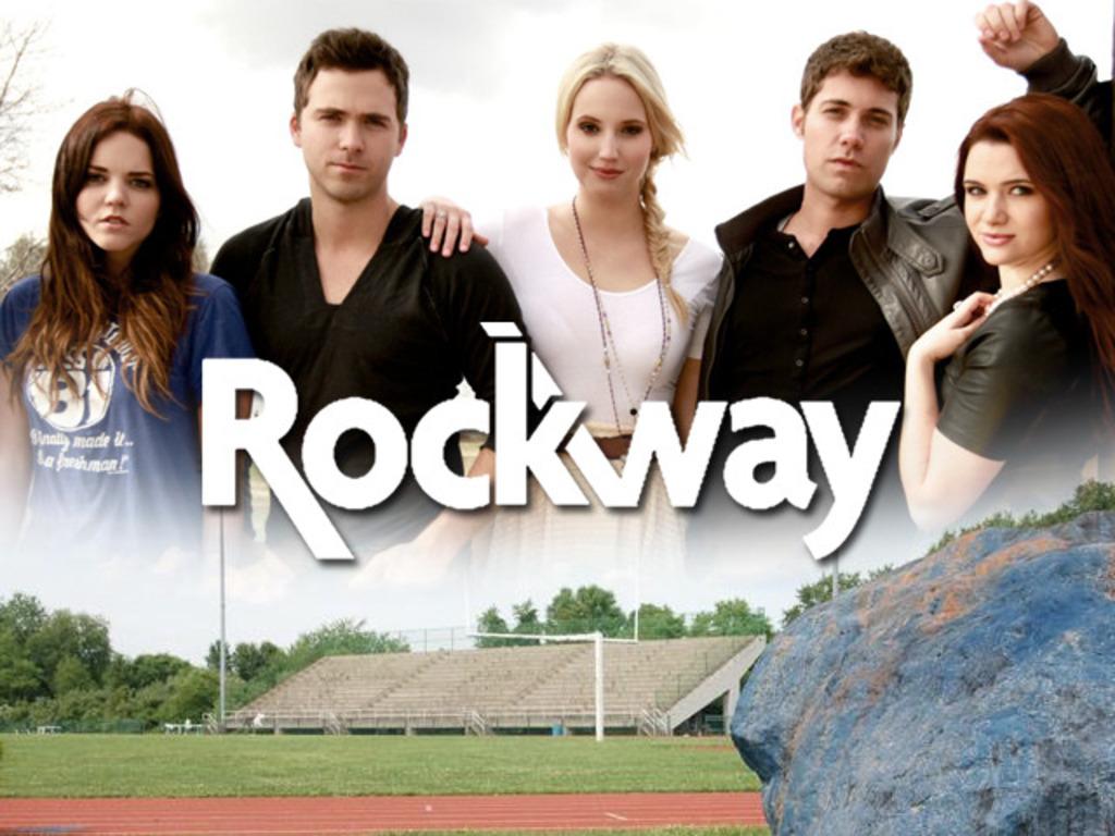 Rock Way's video poster