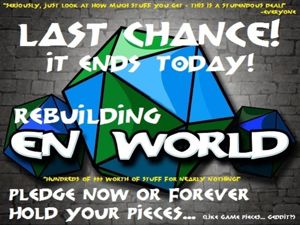 Rebuilding EN World's video poster