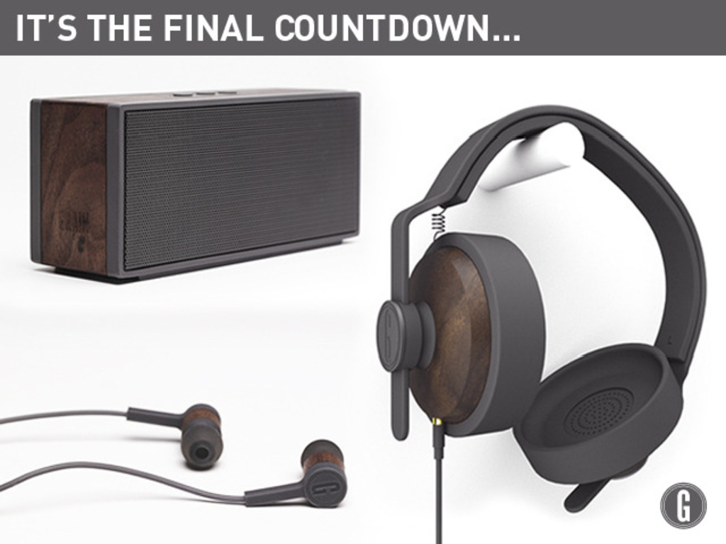 Grain Audio - Speakers for Music Fans - FINAL HOUR's video poster