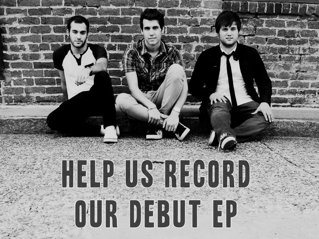 Help The King in Yellow record their debut EP's video poster