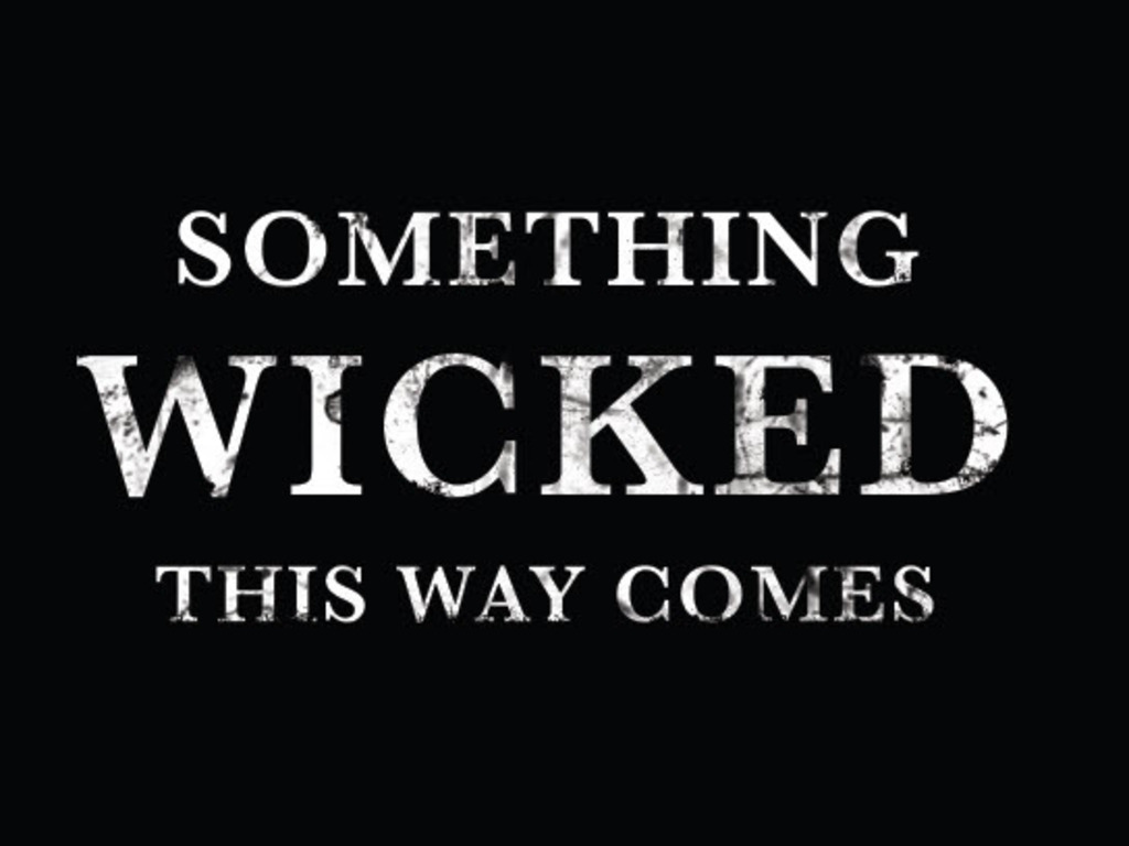 Something Wicked This Way Comes's video poster