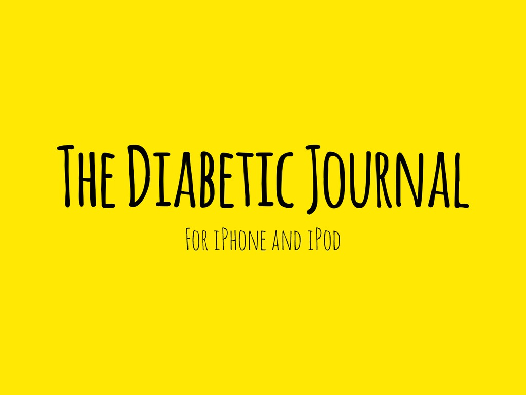 The Diabetic Journal's video poster
