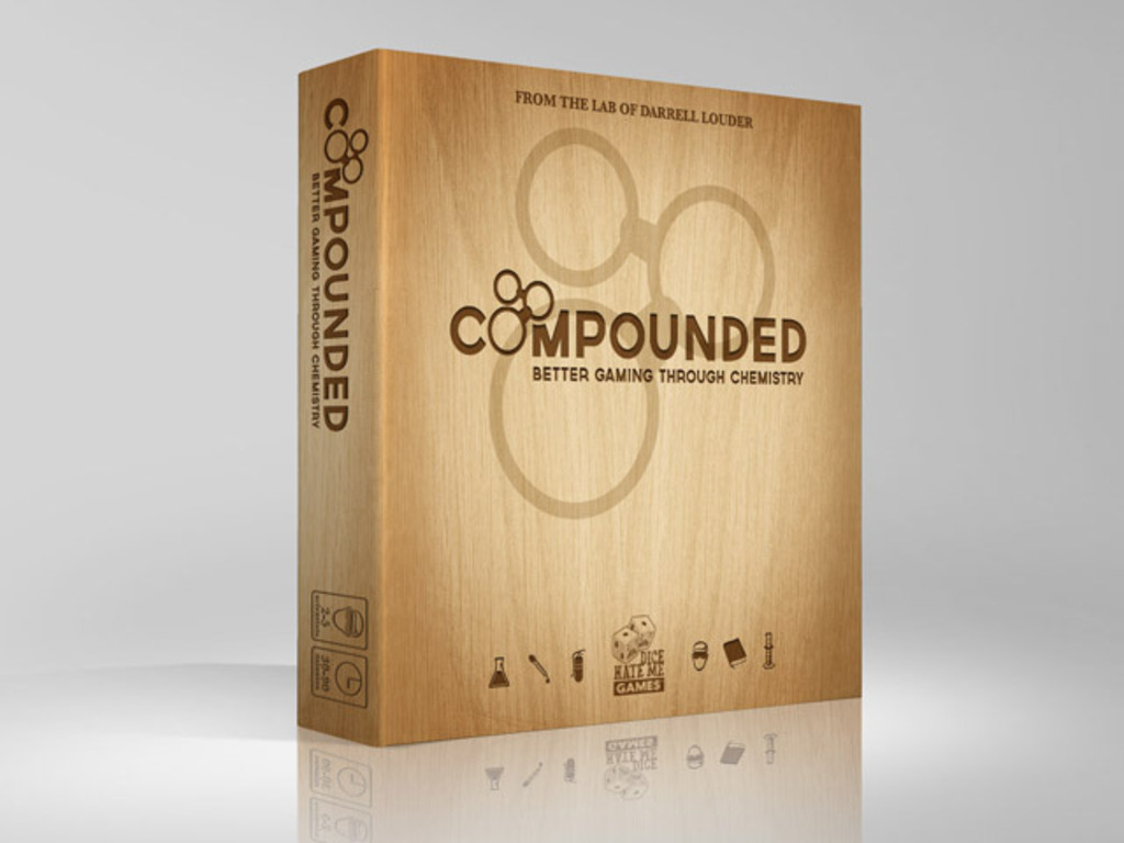 Compounded: Better Gaming Through Chemistry's video poster