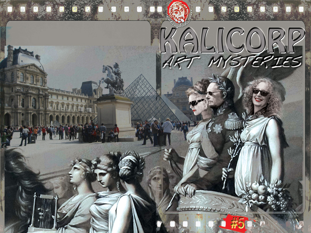 Kalicorp Art Mysteries - Graphic Novel Series's video poster
