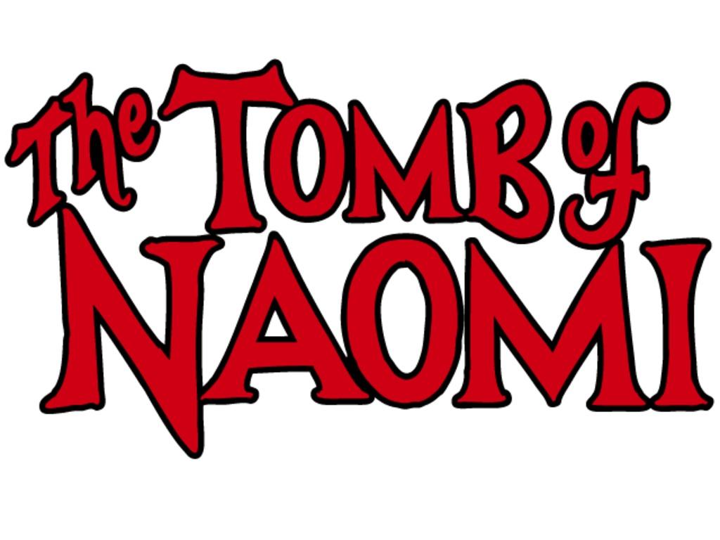 The Tomb Of Naomi MiniComic's video poster