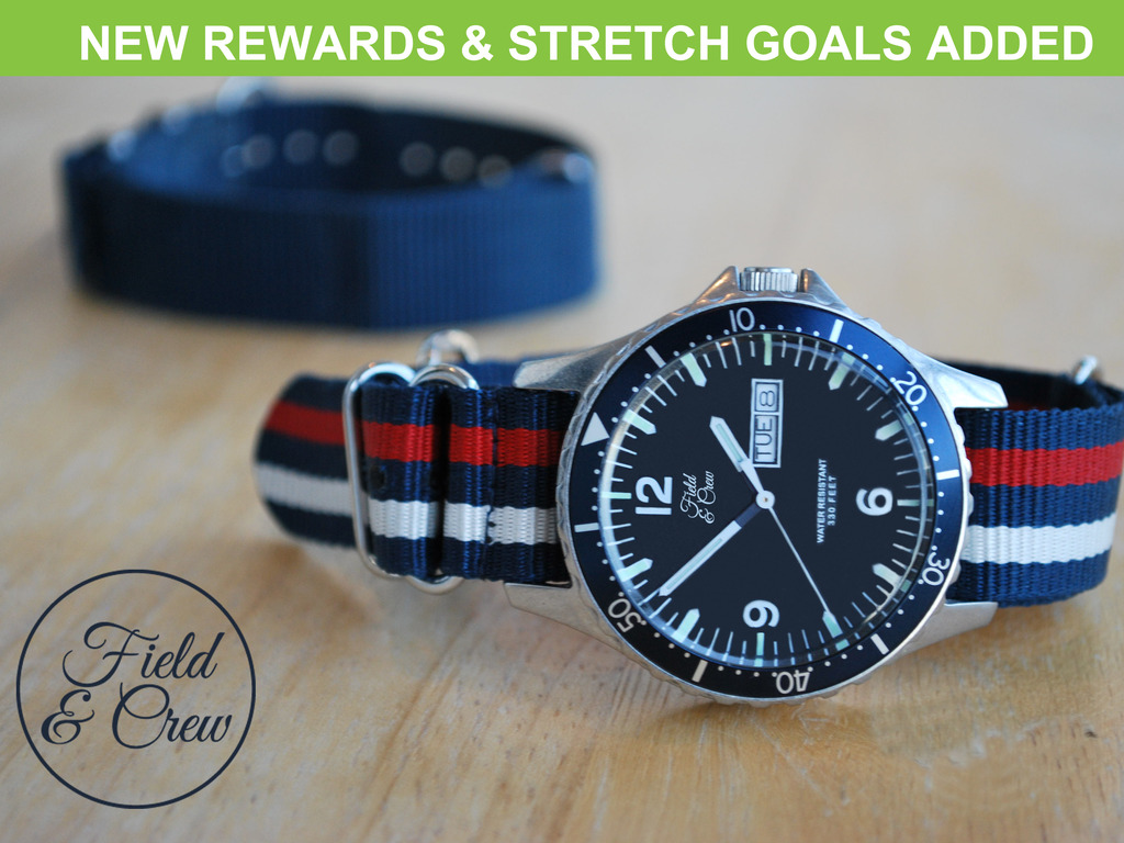 Field & Crew: Heritage Watch -customization on your own time's video poster