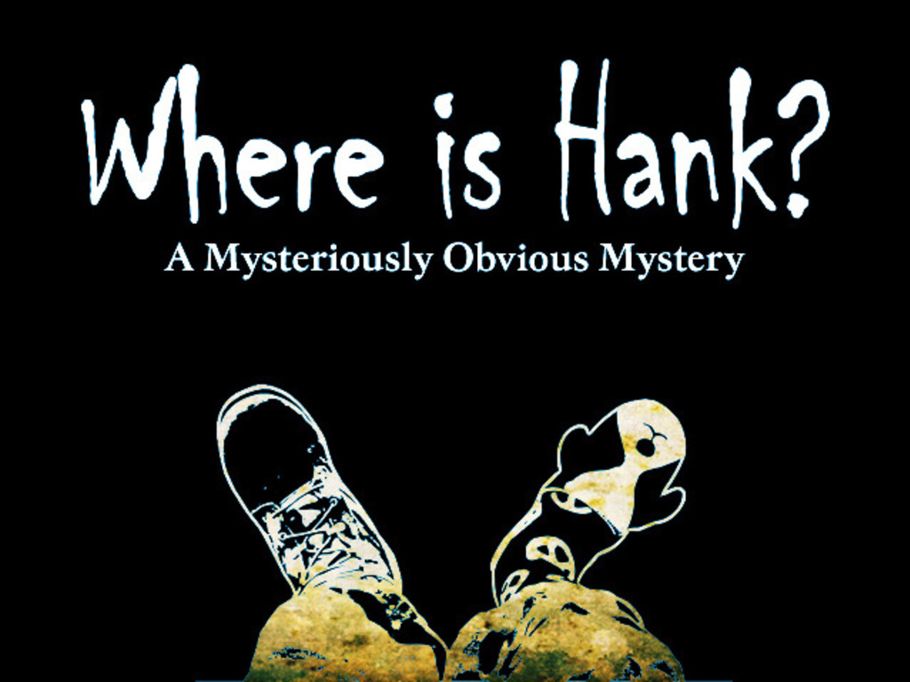 Where is Hank?'s video poster