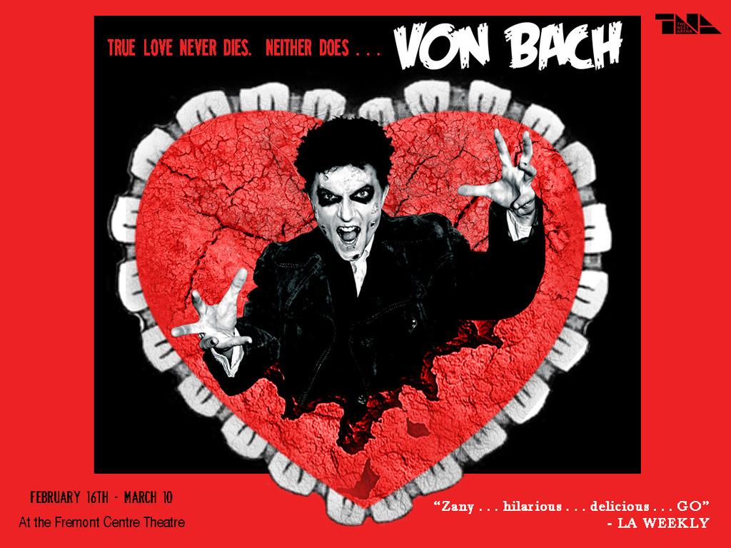 Von Bach 2013: The Valentine's Edition's video poster