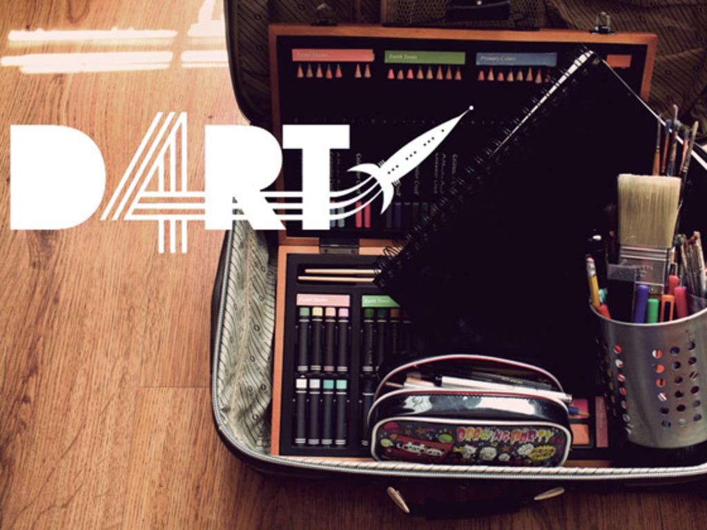 D4RT - Zoetica Ebb's Mobile Art Class's video poster