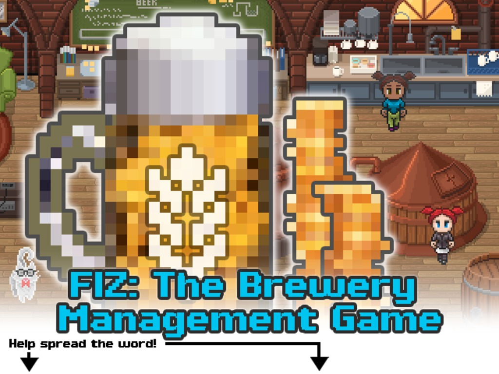 Fiz: The Brewery Management Game's video poster