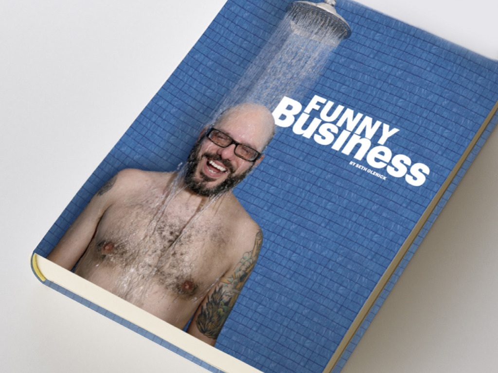 Funny Business: A Comedy Photo Book's video poster