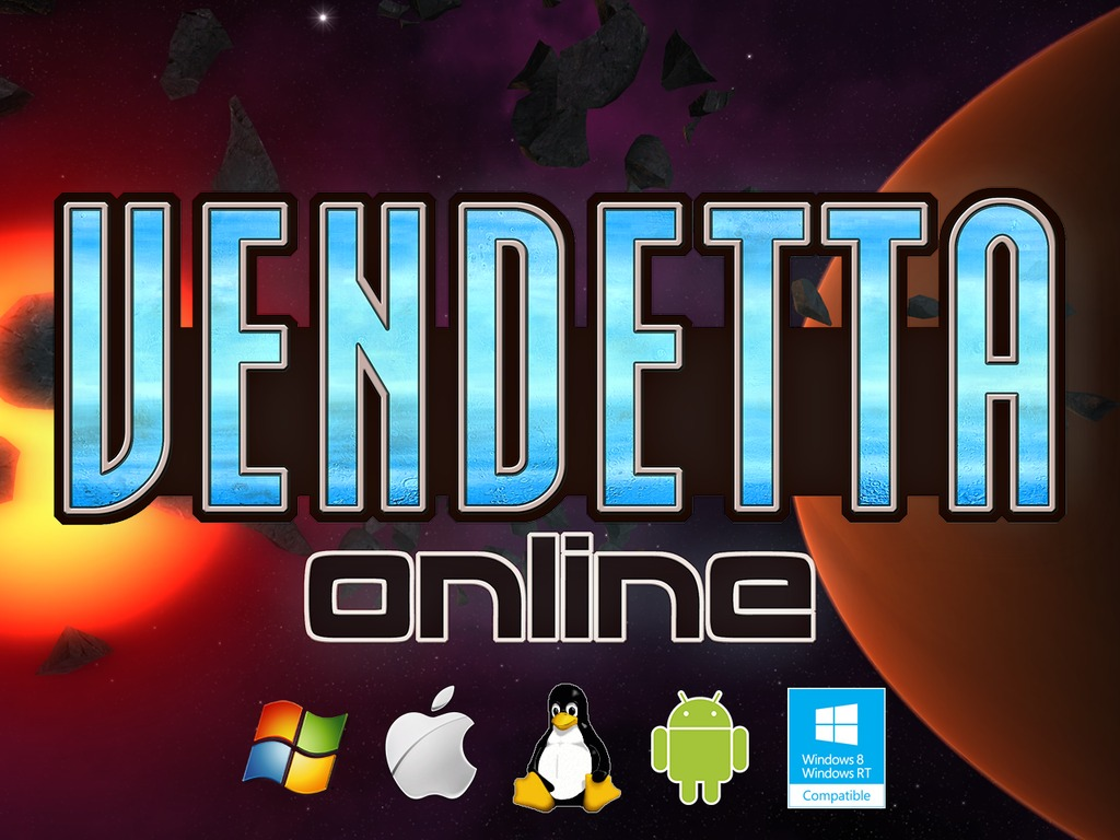 Vendetta Online's video poster