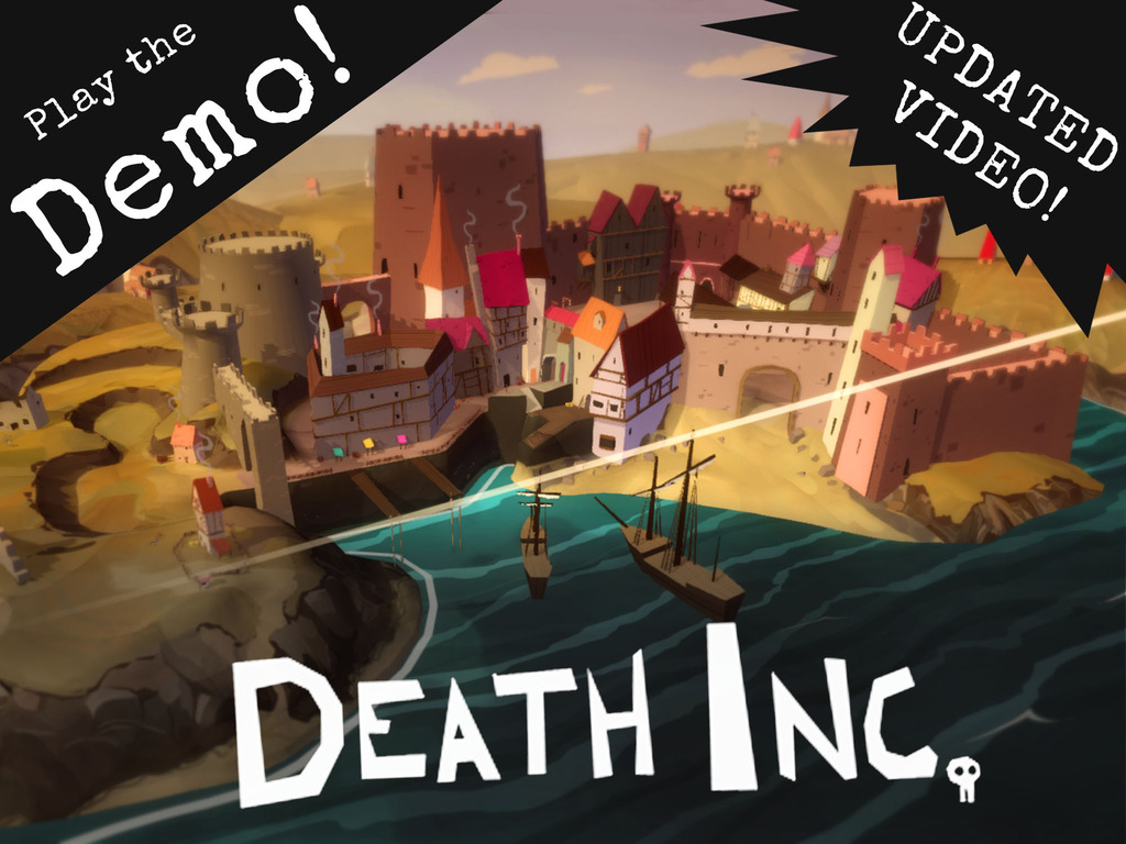 Death Inc.'s video poster