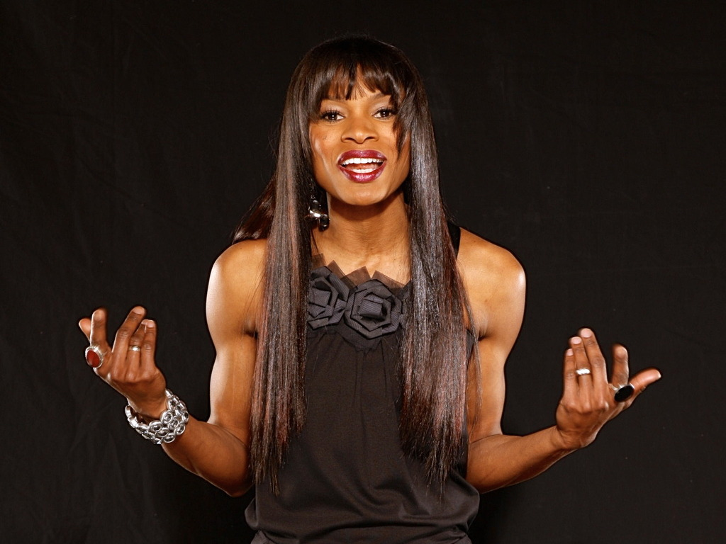 "Nicole C. Mullen's ""Let's Dance""!'s video poster"