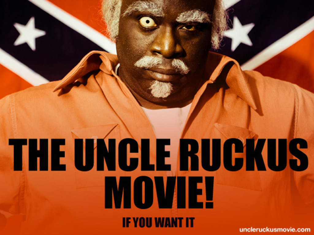 The Uncle Ruckus Movie's video poster