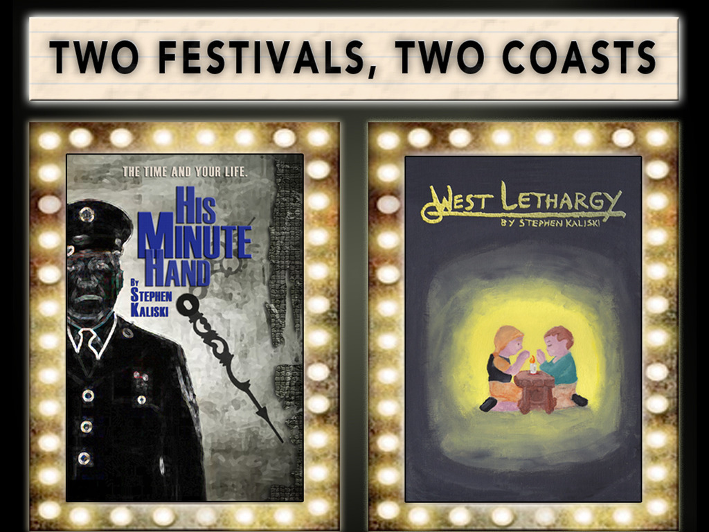 Page 121 Productions: Two Festivals, Two Coasts's video poster
