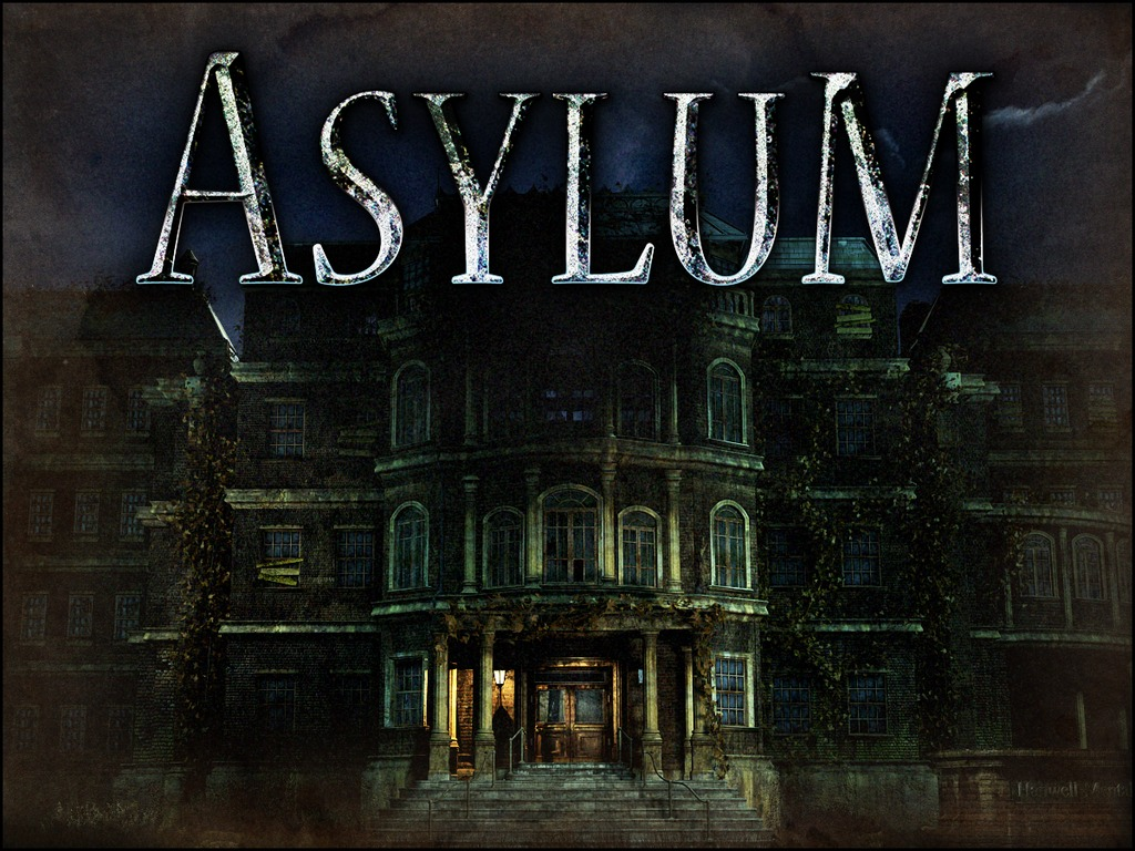 ASYLUM: From the designer of Scratches's video poster