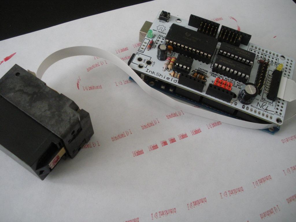InkShield: An Open Source Inkjet Shield for Arduino's video poster