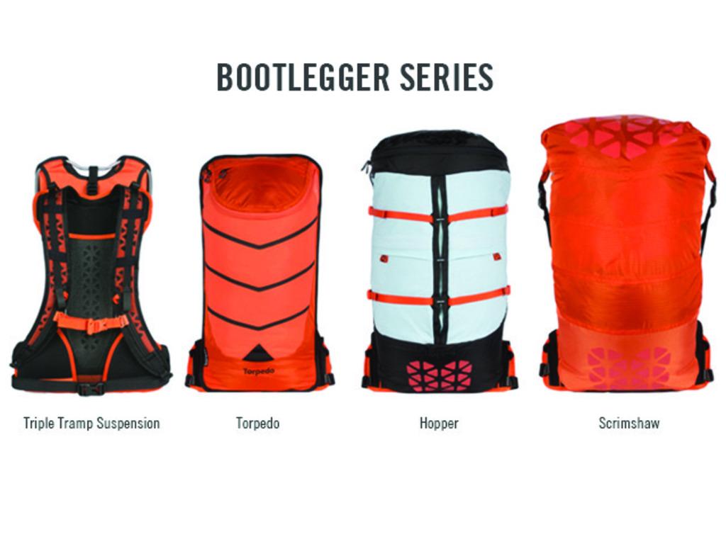 Bootlegger Modular Pack System's video poster