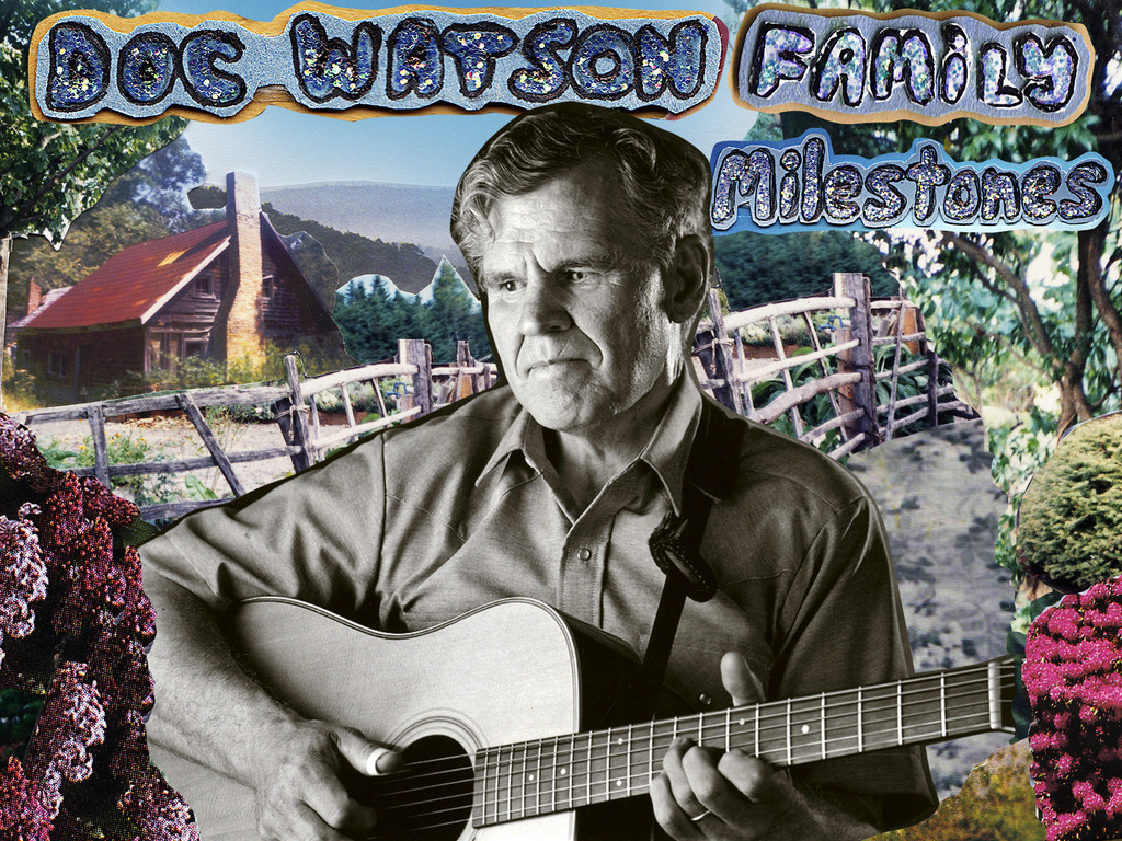 Doc Watson Family Milestones's video poster