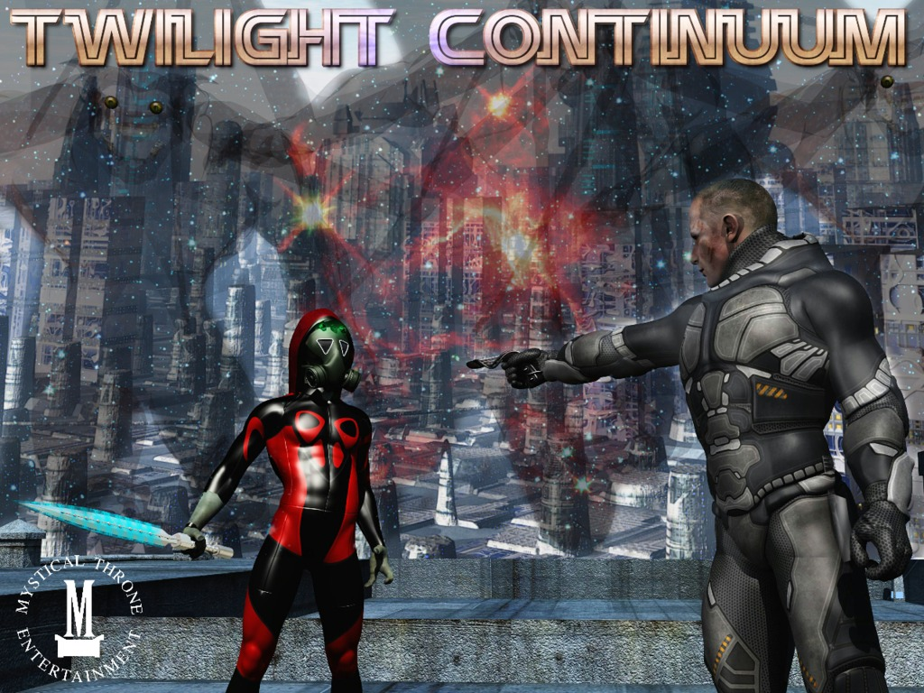 Twilight Continuum Space Opera Campaign for Savage Worlds's video poster