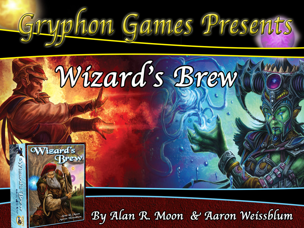 Wizard's Brew -- Race to create the Elixir of Life!'s video poster