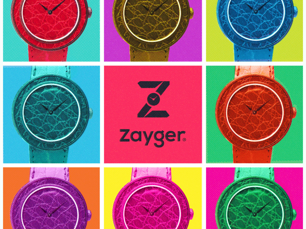 Zayger Watches - a 3D printed watch, made in the USA.'s video poster
