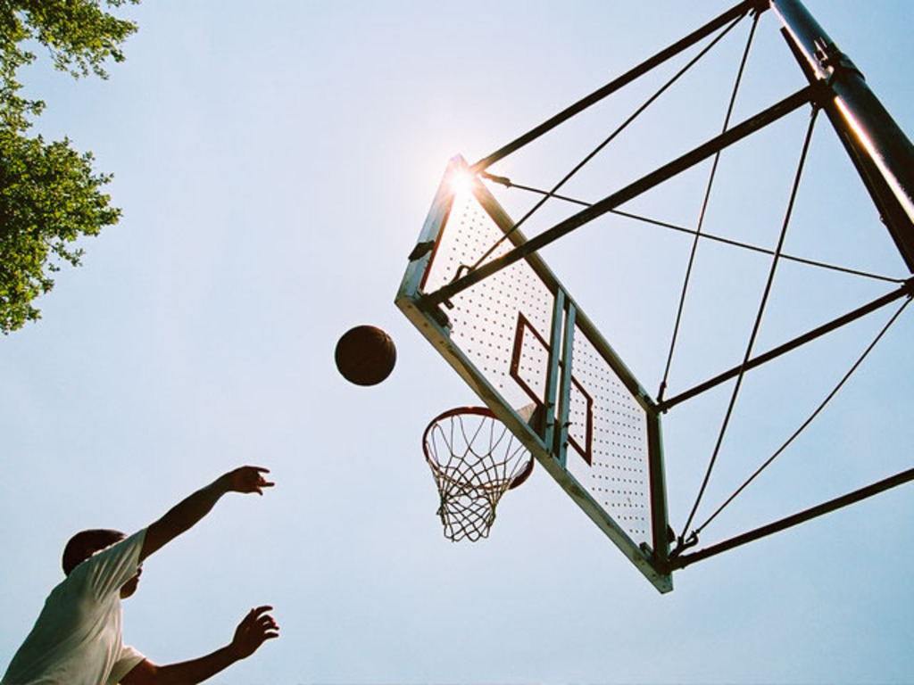 DOIN' IT IN THE PARK: PICK-UP BASKETBALL, NYC's video poster