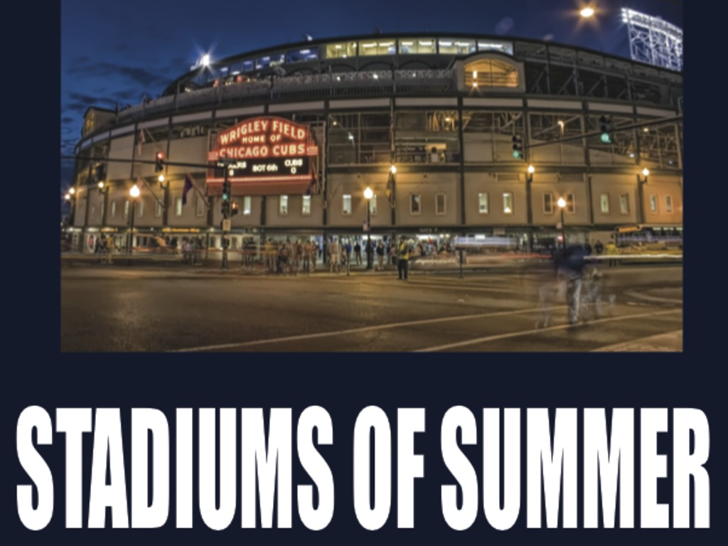 STADIUMS OF SUMMER: Everything But The Game (Canceled)'s video poster