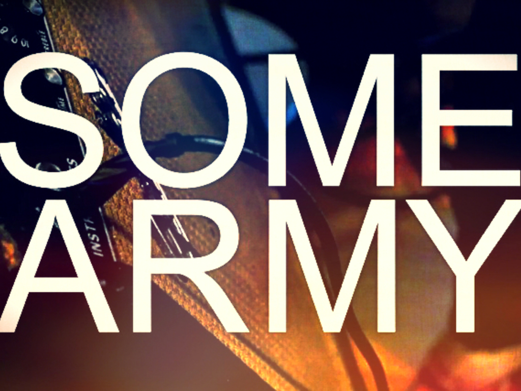 SOME ARMY: Indie-Psych-Pop Debut Full-Length Album's video poster