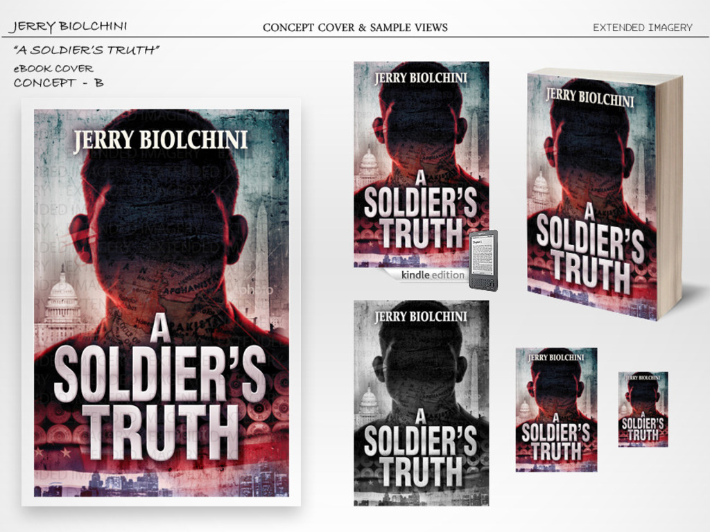 A Soldier's Truth - My First Novel's video poster