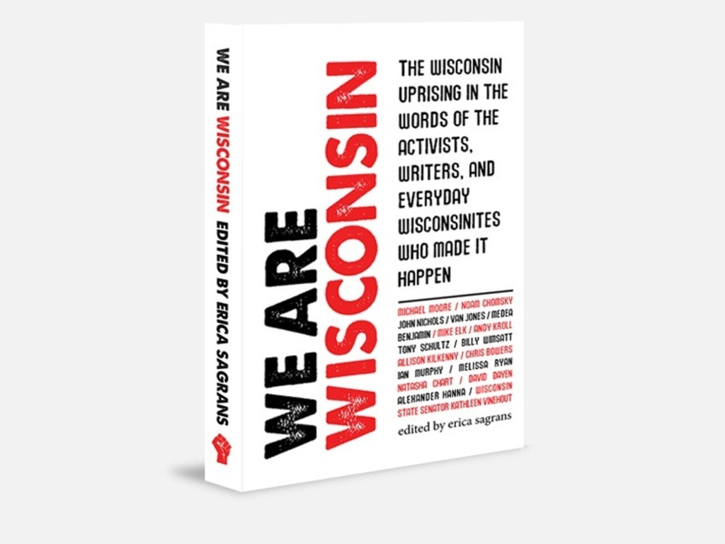 We Are Wisconsin: The Book's video poster